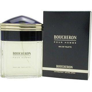 Boucheron Pour Homme Men's 1.6-ounce Eau de Toilette Spray