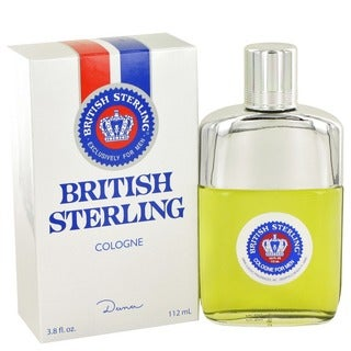 Dana British Sterling Men's 3.8-ounce Cologne Splash