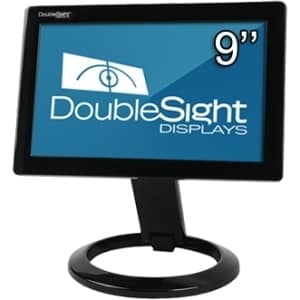 "DoubleSight Displays DS-90U 9"" LCD Monitor - 16:10 - 30 ms"