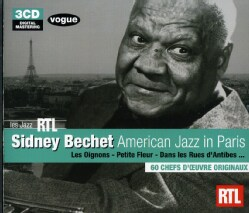 Sidney Bechet - Les Jazz RTL