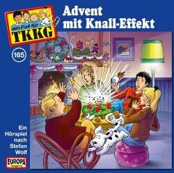 Tkkg - 165/Advent Mit Knall-Effekt