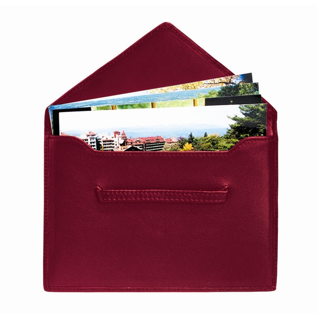 Royce Leather Envelope Photo Holder