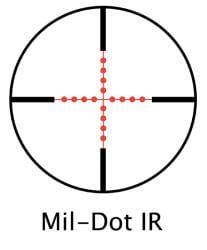 Barska 8-32x44 IR SWAT Tactical Rifle Scope - Thumbnail 2