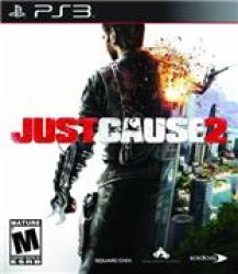 PS 3 - Just Cause 2 (Pre-Played)
