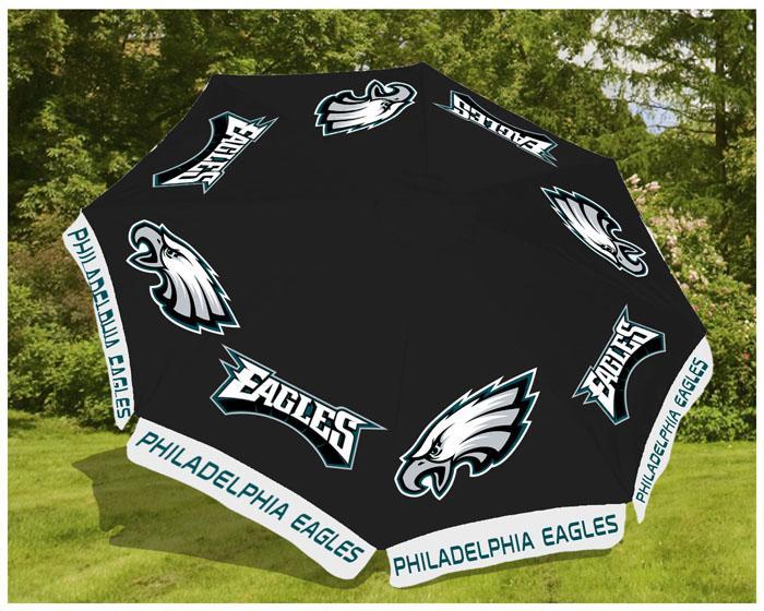 Philadelphia Eagles Market Umbrella