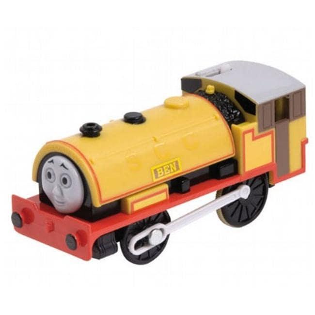 Thomas The Tank Engine Ben Trackmaster Toy Train Engine
