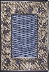 Artist's Loom Indoor/Outdoor Transitional Floral Rug (7'9 x 11'2)