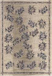 Artist's Loom Indoor/Outdoor Transitional Floral Rug (5'2 x 7'9)