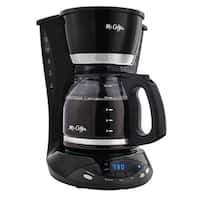 Mr. Coffee DWX23 12-cup Programmable Coffee Maker