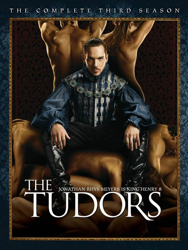 The Tudors: The Complete Third Season (DVD)