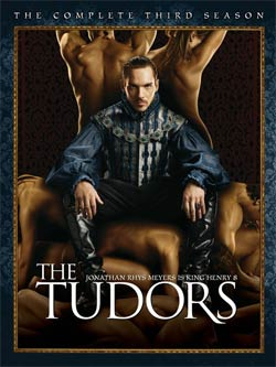 The Tudors: The Complete Third Season (DVD)