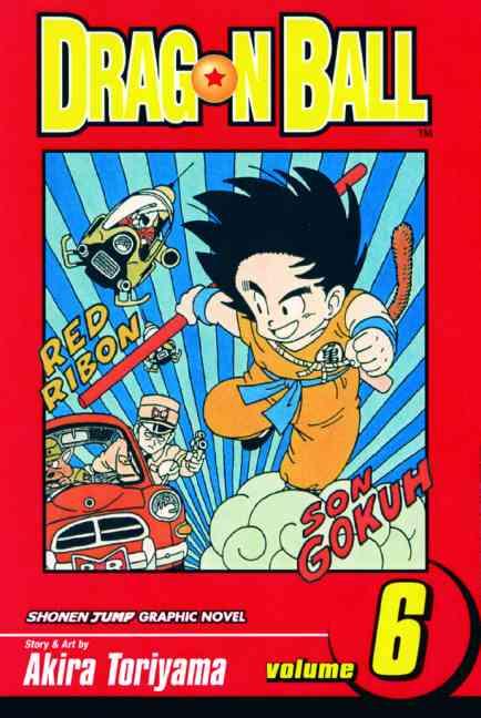 Dragon Ball 6 (Paperback)