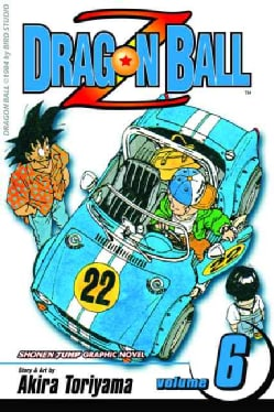 Dragon Ball Z 6 (Paperback)