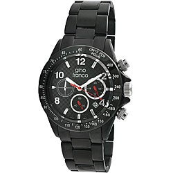 Gino Franco Men's Rogue Chronograph Bracelet Watch