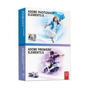 Adobe Photoshop Elements v.8.0 & Adobe Premiere Elements v.8.0