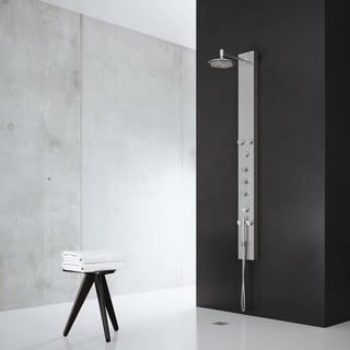 VIGO Dilana Stainless Steel Shower Massage Panel