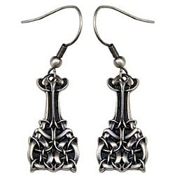 Pewter Celtic Knot Earrings