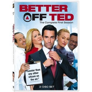 Better Off Ted Season 1 (DVD)