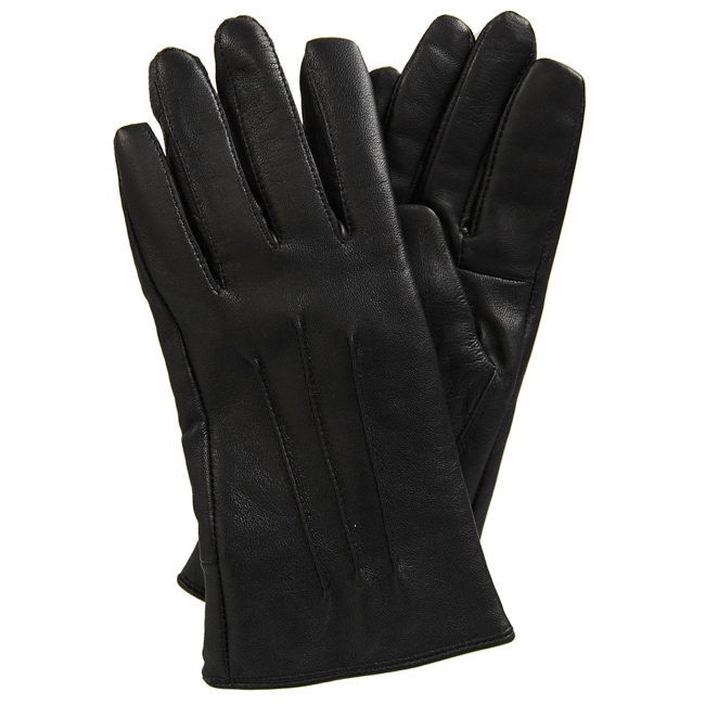 Adi Designs Women's Cashmere-lined Leather Gloves - Thumbnail 0