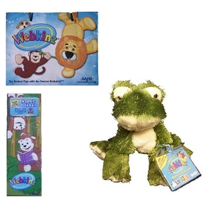 Lil Kinz Frog Gift Package