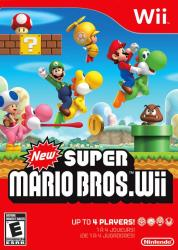 Wii - New Super Mario Bros. - Thumbnail 1