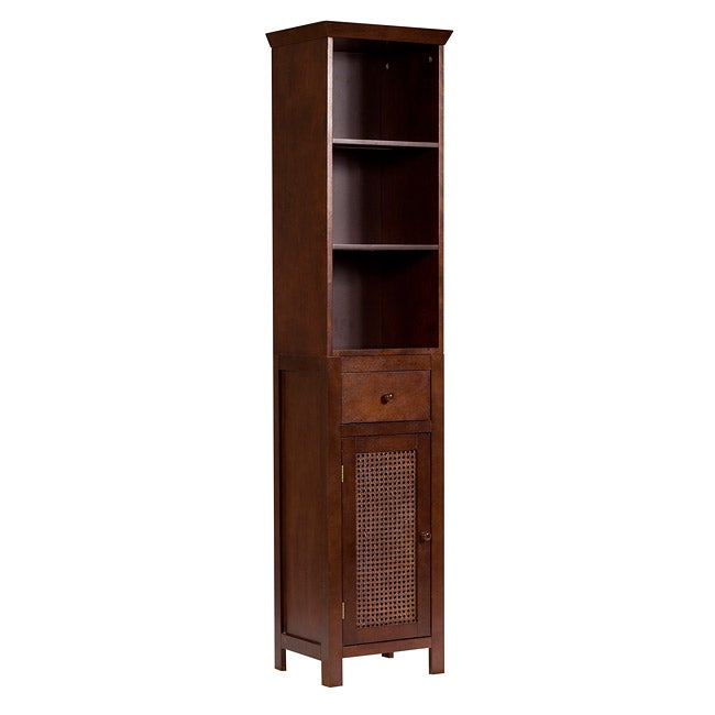 Jasper Linen Tower by Essential Home Furnishings, Brown