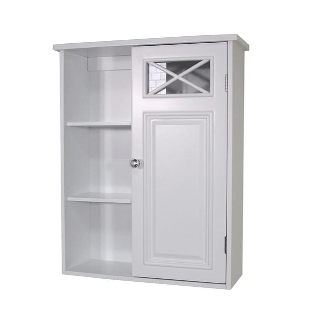 Virgo 1-door Wall Cabinet by Elegant Home Fashions