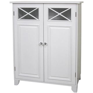 Virgo 2-door Floor Cabinet by Elegant Home Fashions