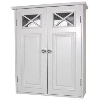 Elegant Home Fashions Virgo 2-door Wall Cabinet