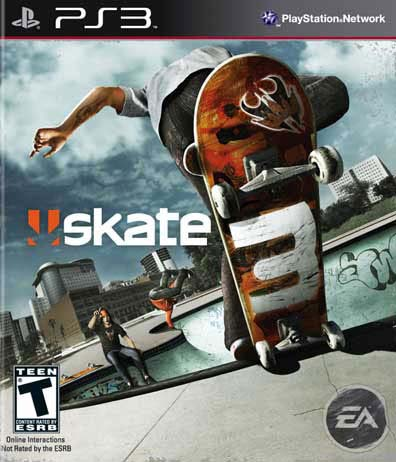 PS3 - Skate 3