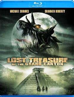 Lost Treasure Of The Grand Canyon (Blu-ray Disc)