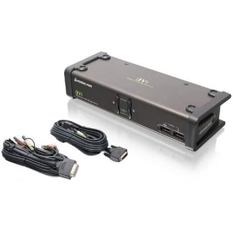IOGEAR GCS1102 DVI KVM Switch