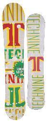 Technine MVP Series Men's 153 Rasta Snowboard - Thumbnail 2