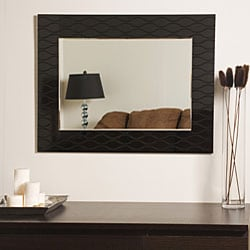 Strands Modern Wall Mirror - Thumbnail 2