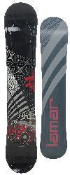 Lamar Men's 'Mission' 163 cm Snowboard - Thumbnail 1