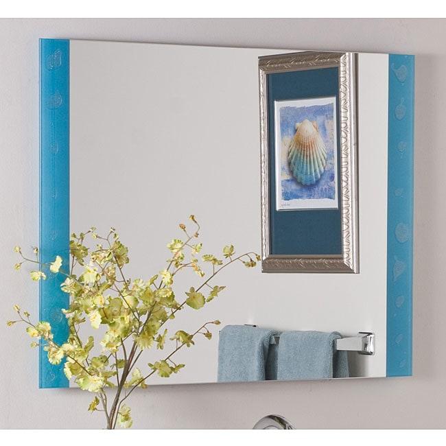 Spa Frameless Wall Mirror