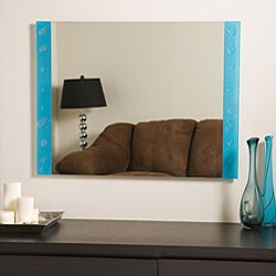 Spa Frameless Wall Mirror - Thumbnail 2