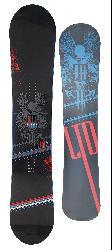 LTD Men's 'Quest' 157 cm Snowboard - Thumbnail 1