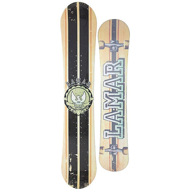 Lamar Blazer Men's 157 cm Snowboard