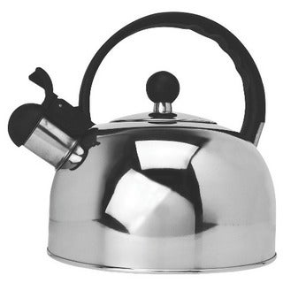 Stainless Steel 2.5-quart Whistling Tea Kettle