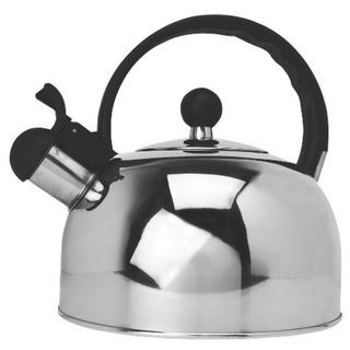 Stainless Steel 2.5-quart Whistling Tea Kettle