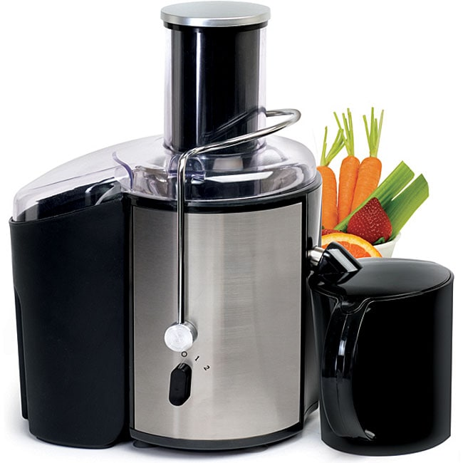 Stainless Steel Full-function 2-speed Fruit/ Vegetable Juicer - Thumbnail 0