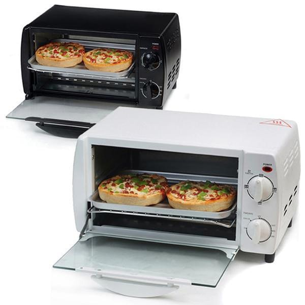 Classic Toaster Oven/ Broiler with Timer