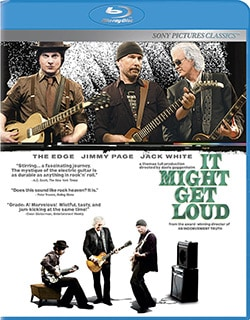 It Might Get Loud (Blu-ray Disc)