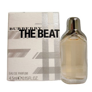 Burberry The Beat Women's Mini .15-ounce Eau de Parfum Spray