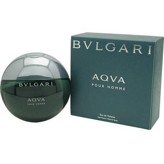 Bvlgari Aqua Men's 1.7-ounce Eau de Toilette Spray
