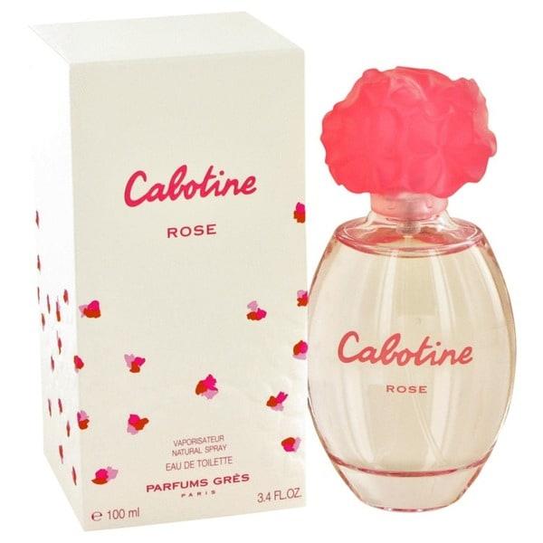 Parfums Gres Cabotine Rose Women's 3.4-ounce Eau de Toilette Spray