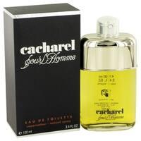 Cacharel Pour Homme Men's 3.4-ounce Eau de Toilette Spray