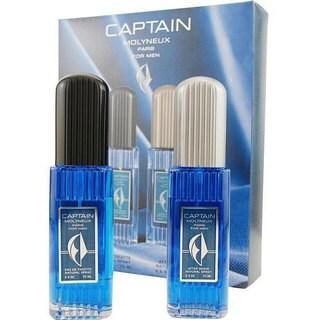 Molyneux Paris Captain Men's 2-piece Fragrance Set