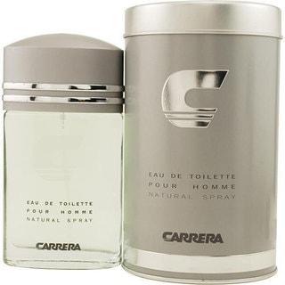 Carrera Pour Homme Men's 1.7-ounce Eau de Toilette Spray